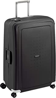 S'Cure Spinner- Maleta de equipaje, XL (81 cm - 138 L), Negro (Black)