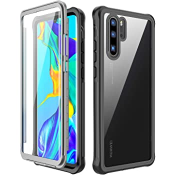 Wepro Funda Huawei P30 Pro,Transparente 360 Grados Case Antigolpes ...