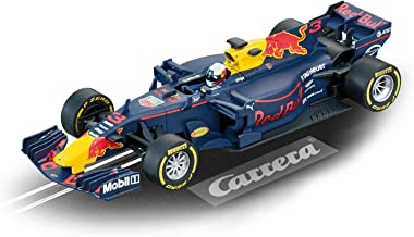 Carrera 20027565 27565 Red Bull Racing Tag Heuer RB13 D. Ricciardo No 3 Digital Evolution 1: 32 Scale Analog Slot Car Racing Vehicle, Blue