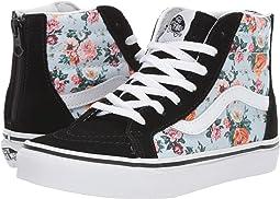 (Garden Floral) True White