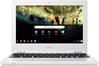 Newest Acer Chromebook 11.6-Inch HD IPS Display, Intel Celeron N3060 Dual-Core Processor, 2GB RAM,16GB SSD, WiFi, HDMI, Ch...