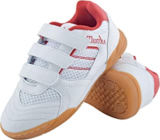 TIESTRA Kids Boys Running Shoes Youth Gym Shoes for Boys Tennis Shoes Casual Cool Grade School Sneakers Athletic Futsal Sh...