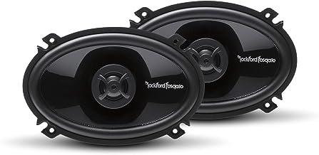 "Rockford Fosgate P1462 Punch 4""x 6"" 2-way Full Range Speaker (Pair)"