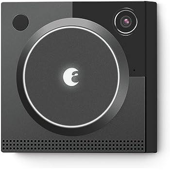 August Home AUG-AB02-M02-G02 Dark Gray August Doorbell Cam Pro