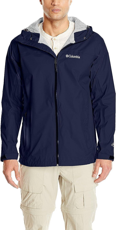 Columbia Men's Tall Evapouration Jacket