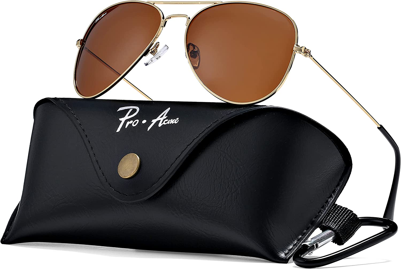 Pro Acme lowest price Classic Polarized Indefinitely Aviator Women for Sunglasses Men Prem