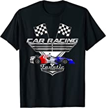 Car Racing Fanatic 500 miles T-Shirt - American Car Edition