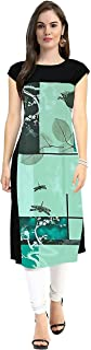 Qeny Beautiful Multi Colored Georgette Semi Sttiched Embrodieried Salwar Suit For women & Girls-161