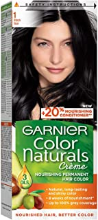 Garnier Color Naturals 1 black Haircolor