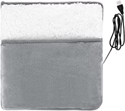 Nicoone Elektrische Verwarmde Voet Warmer USB Voet Verwarming Pad Voeten Warmer voor Volwassen De Oude Zwangere Vrouw