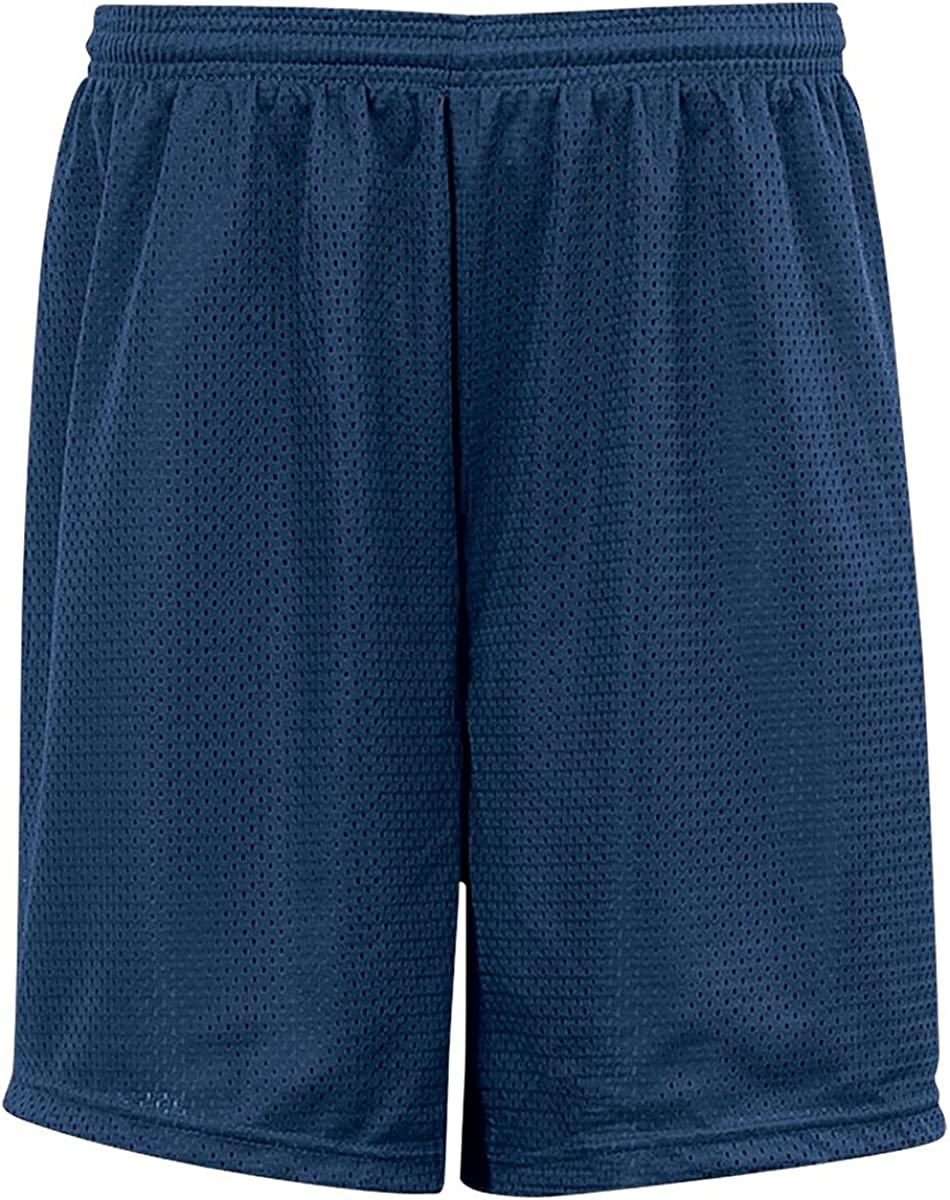 Badger Youth Mesh/Tricot 6-Inch Shorts 2207