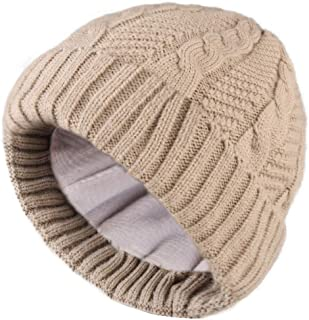 camptrace Men Beanie Skull Caps Knit Hat for Autumn Winter