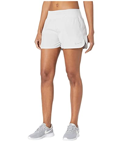 Nike Crew Shorts (Grey Fog/Reflective Silver) Women