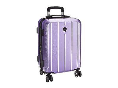 Heys America 21 Para-Lite (Lilac) Carry on Luggage
