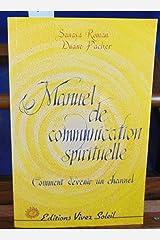 Manuel de communication spirituelle Broché