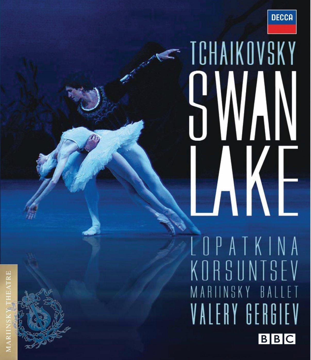 Tchaikovsky: Swan High quality Blu-ray Lake Ranking TOP2