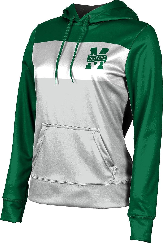 Manhattan College Girls' Pullover Hoodie, School Spirit Sweatshirt (Prime)