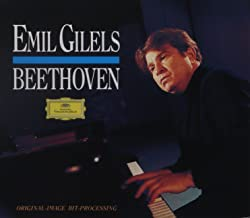 27 Sonatas Piano (E.Gilels)