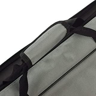 1 PC Excellent 600D Oxford Cloth Adjustable Shoulder Strap Flute Case Carrying Gig Bag Durable Light