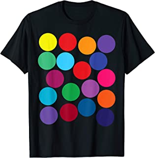 Color Blind Glasses Shirt First Time Seeing Color T Shirt