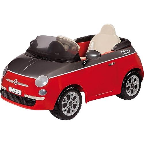 Peg Perego Auto a un Posto, Fiat 500, Rossa
