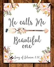 Best he calls me beautiful one Reviews