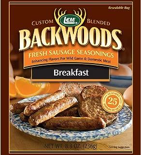 backwoods breakfast fresh sausage seasoning