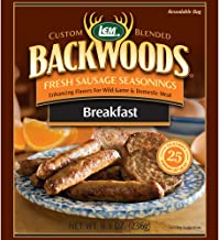 LEM Backwoods Breakfast Fresh Sausage Seasoning