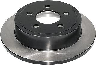 DuraGo BR5301002 Rear Solid Disc Premium Electrophoretic Brake Rotor