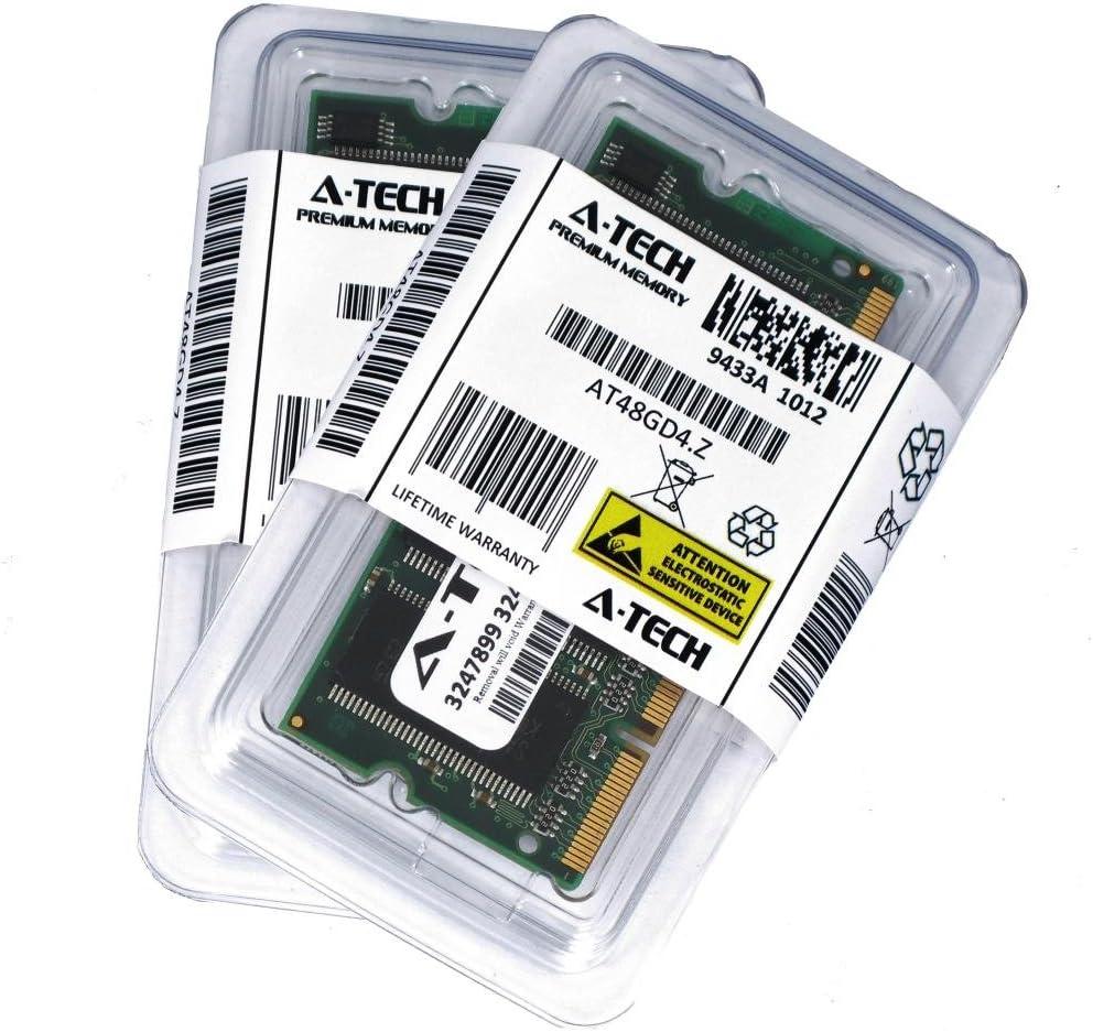 A-Tech 2GB Kit Courier 5 ☆ very popular shipping free 1GB x 2 PC3200 200-pi Memory DDR Module Laptop