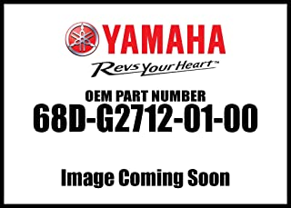 Yamaha 68D-G2712-01-00 Cowling, Bottom; Outboard Waverunner Sterndrive Marine Boat Parts