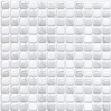 Amazon Com Grey Mosaic Tile