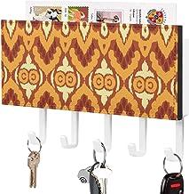 Crochet de clé fixé au mur, support mural de trieuse de courrier, organisateur de porte-clé de courrier, décoration de ban...