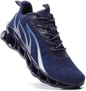 SKDOIUL Men Springblade Athletic Walking Shoes