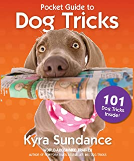 The Pocket Guide to Dog Tricks: 101 Activities to Engage, Challenge, and Bond with Your Dog