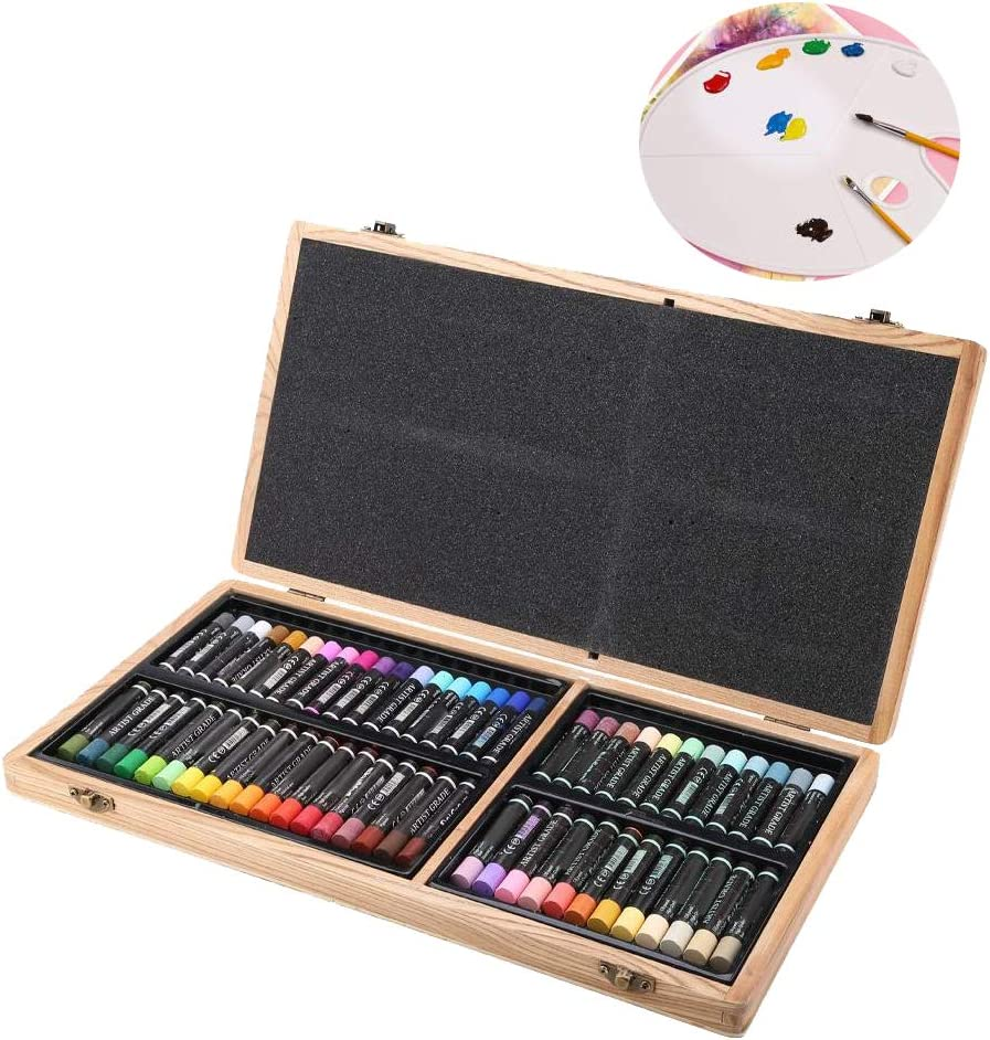 OFFicial Taidda Oil Pencil Nontoxic Delgreen 60 Pastel Special Campaign Colors Heavy