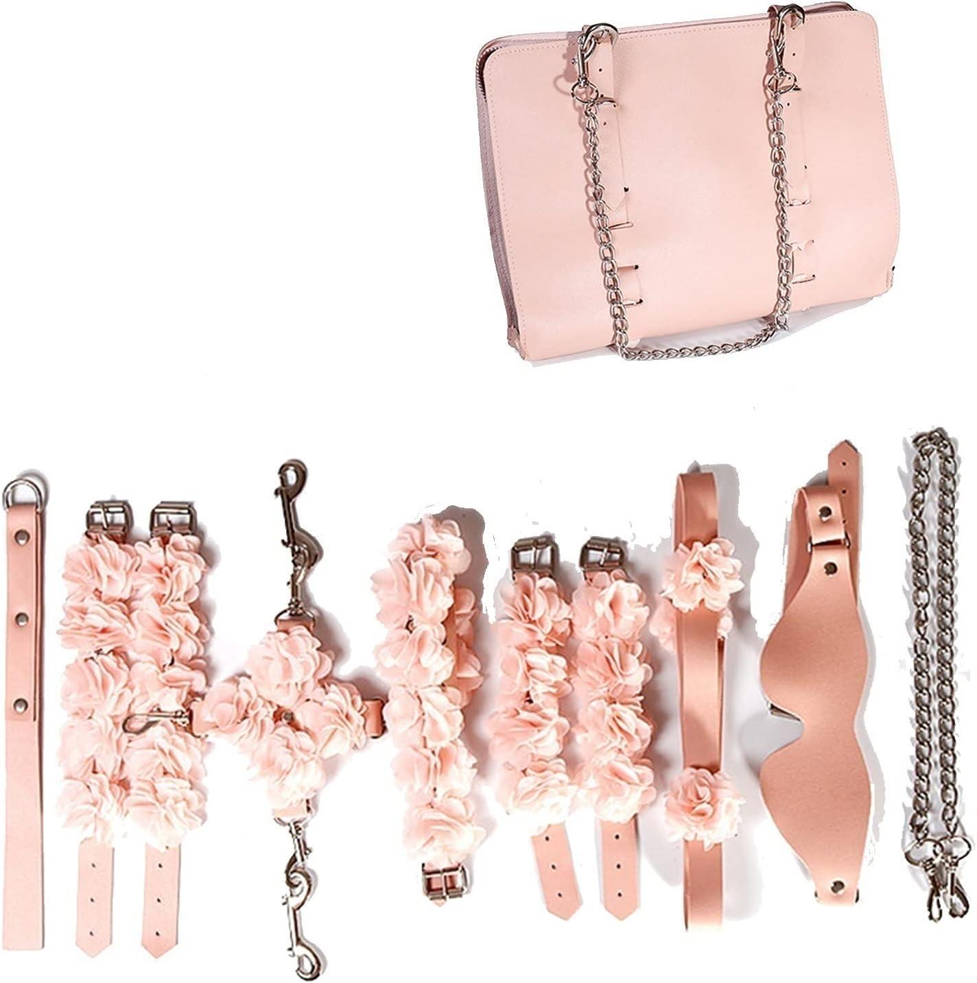 MBVBN Flower Lace Leather GạṛṭẹáLeg Ranking TOP7 Nylon shopping
