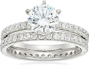 Best platinum bridal set wedding rings Reviews