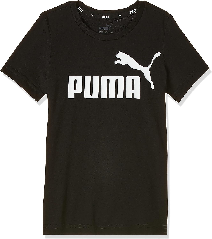 PUMA Essentials LG Jr Camiseta de Manga Corta Niños