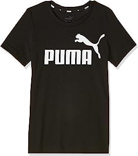 PUMA T-shirt met logo voor jongens