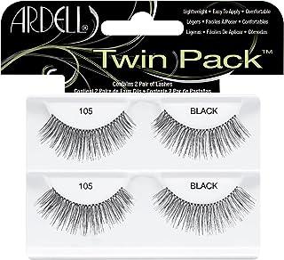 Ardell Twin Pack Lash 105, het origineel, zwart, 1 x 2 paar