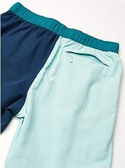 Coastal Green/Blue Wing Teal