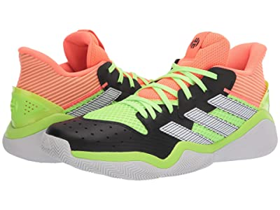 adidas Harden Stepback (Core Black/Signal Coral/Dash Grey) Men