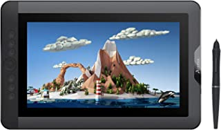 Artisul D13S 13.3 Inch Graphics Drawing Tablet with Screen with 8192 Levels Battery-Free Stylus 6 Shortcut Keys and A Dial