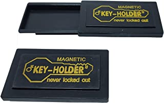 Sponsored Ad - Nitmoi Products Magnetic Key Holder Set Of 2 Measures 3.125 Inches x 1.625 Inches