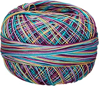 Lizbeth Size 80 (HH80155 184 Yds 10 Grams Cotton Thread, Ocean Sunset