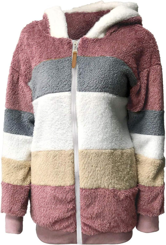YAnGSale Women Sweater Winter Hooded Outwear Up Outstanding shop Tunic Pl Top Zip