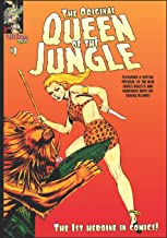 The Original Queen of The Jungle: The 1st Heroine in Comics