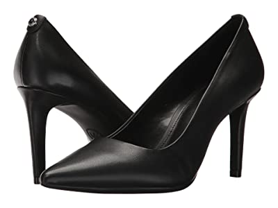 MICHAEL Michael Kors Dorothy Flex Pump (Black Smooth Calf) Women