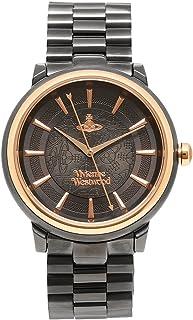 [ヴィヴィアンウエストウッド] 腕時計 レディース Vivienne Westwood VV196GNGN ブラック ローズゴールド [並行輸入品]